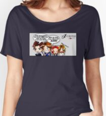Xcastle files 2 Women's Relaxed Fit T-Shirt