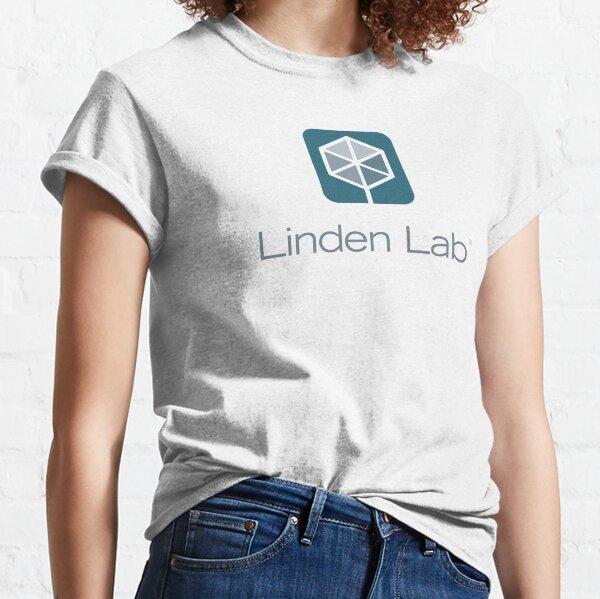 Linden Lab Vertical Logo Classic T-Shirt