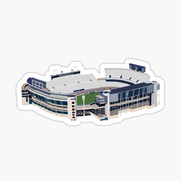 simple Beaver Stadium football  Sticker
