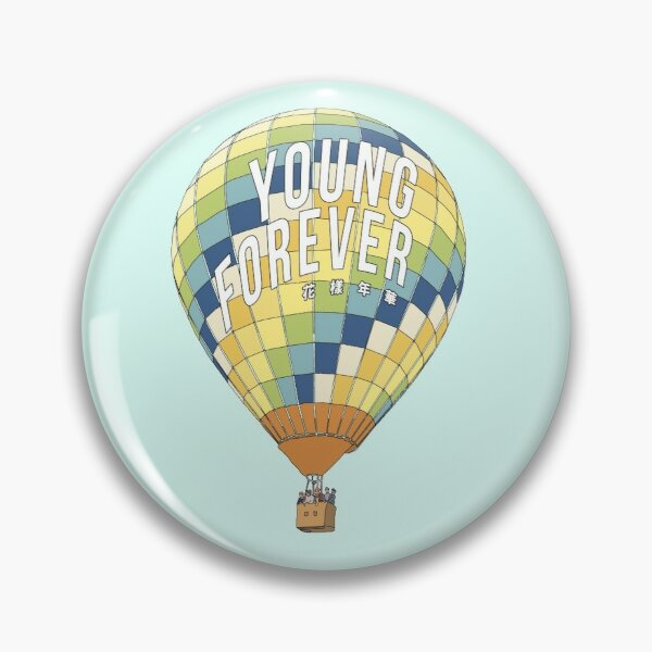 young forever Pin