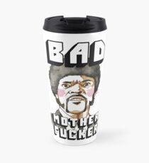 Pulp fiction - Jules Winnfield - Bad mother fucker Travel Mug