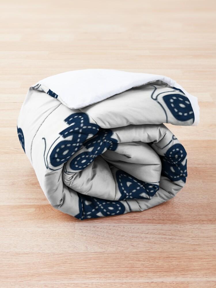 Alternate view of Sew-Op Ampersand Comforter