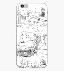 Light Pollution iPhone Case