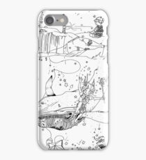 Light Pollution iPhone Case/Skin