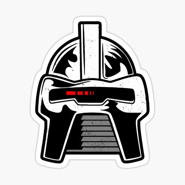 Cylon - Battlestar Galactica Sticker