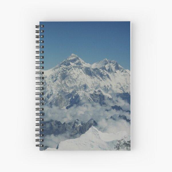 Copy of Mt Everest Spiral Notebook