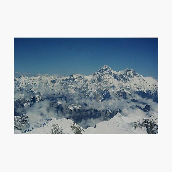 Copy of Mt Everest Photographic Print