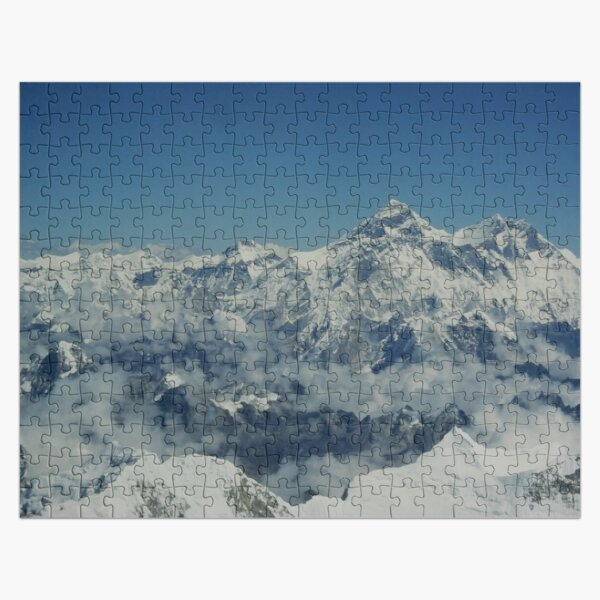 Copy of Mt Everest Jigsaw Puzzle