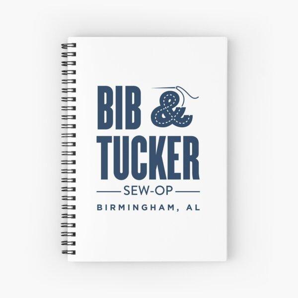 Bib & Tucker Sew-Op Spiral Notebook