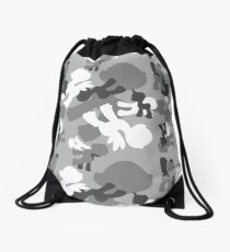 Brony Military Urban Camo Drawstring Bag