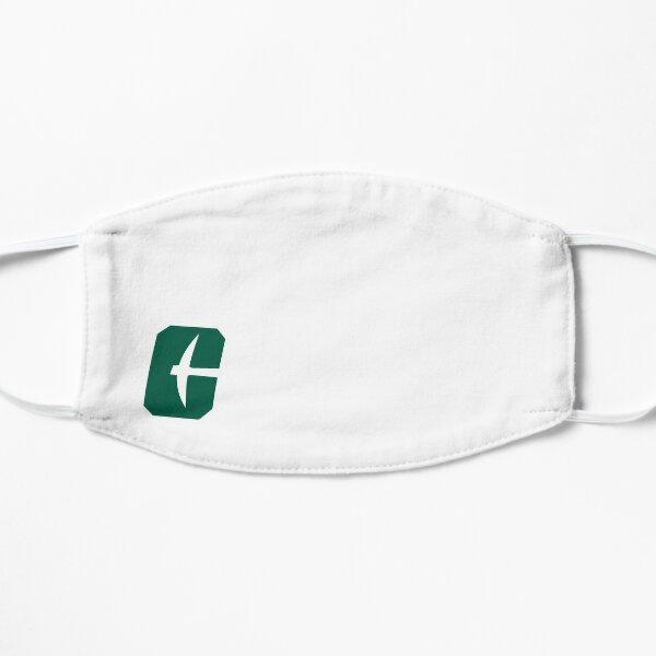 UNCC New Logo Face Mask Flat Mask