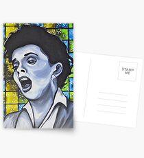 Judy Garland Postkarten