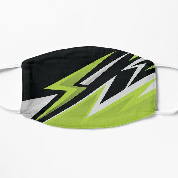 F1 Racing Mask Flat Mask