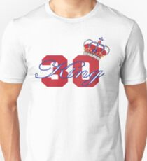 New York Rangers Henrik Lundqvist T-Shirt