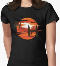 Ride of the Tie fighters T-Shirt
