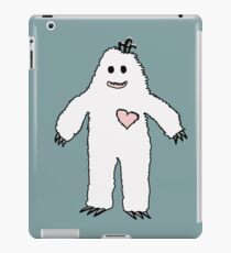Yeti iPad Case/Skin