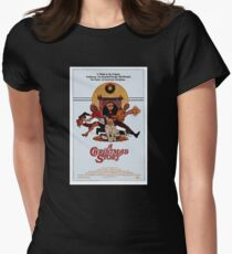 movie poster merchandise womens fitted t shirt