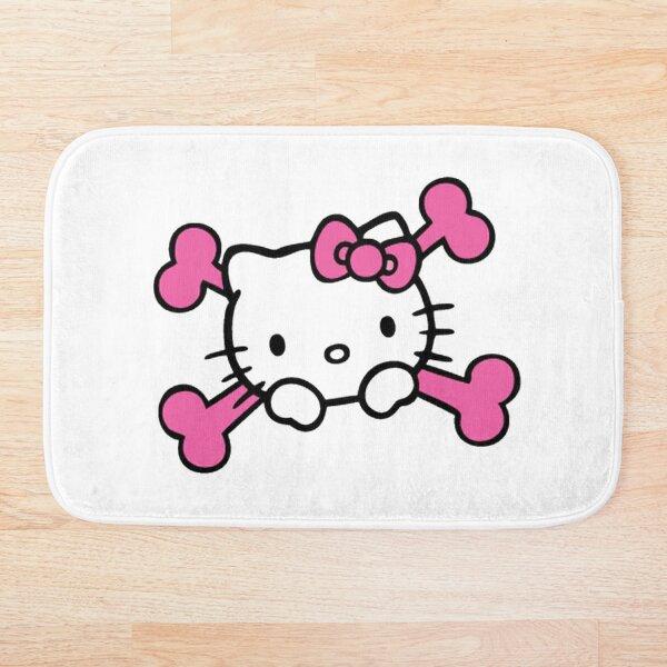 Hello Kitten Bath Mat