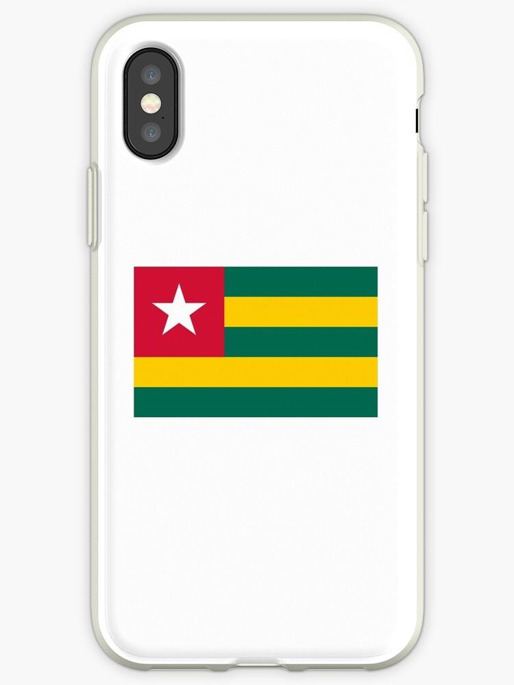 National Flag of Togo  by abbeyz71