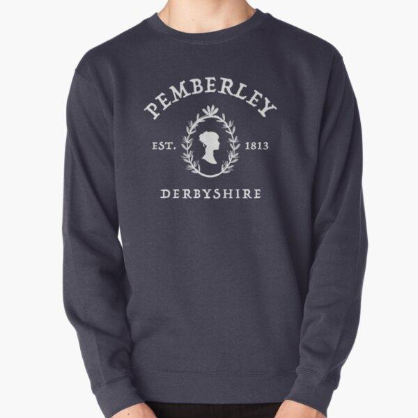 Pemberley - Pride And Prejudice Jane Austen Pullover Sweatshirt