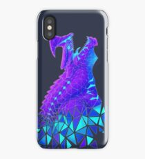 Battle Damage - Otachi iPhone Case
