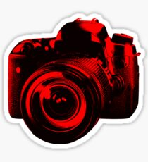 DSLR Sticker