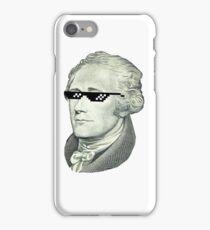 Thug Hamilton  iPhone Case/Skin