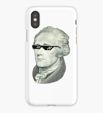 Thug Hamilton  iPhone Case/Skin