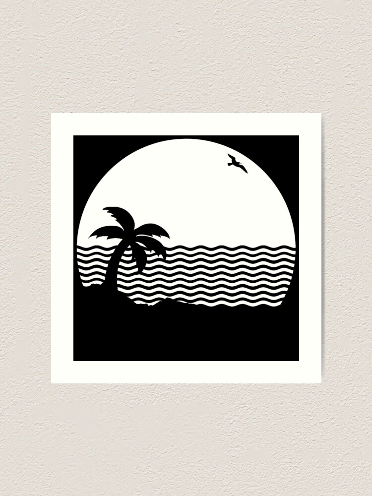 Alternate view of The Neighborhood - Wiped Out! Logo Art Print