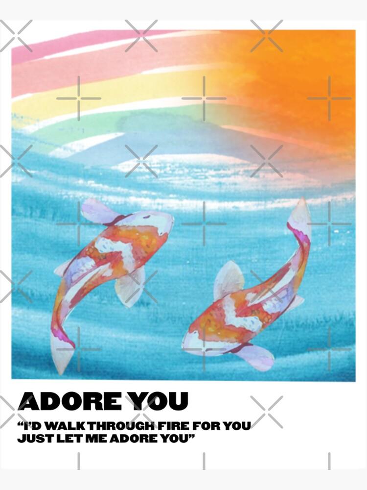 adore you polaroid by sydneymrejen1