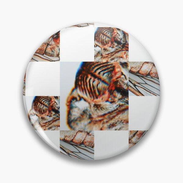 Cicada Scramble Pin