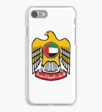 Emblem of the United Arab Emirates iPhone Case/Skin