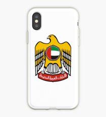 Emblem of the United Arab Emirates iPhone Case