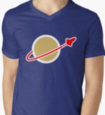 Lego Space! Men's V-Neck T-Shirt