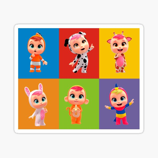 Cocomelon Nursery Rhymes Stickers Redbubble
