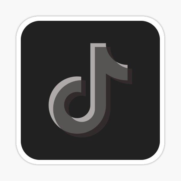 Tiktok Logo Black And White - Tiktok Logo And Symbol ...