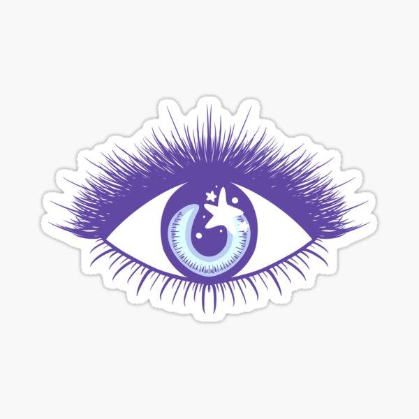 Eye Cast a Spell on You Sticker