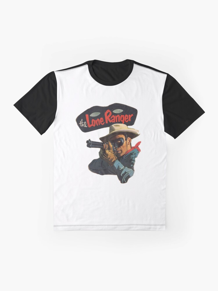 Alternate view of Lone Ranger Graphic T-Shirt