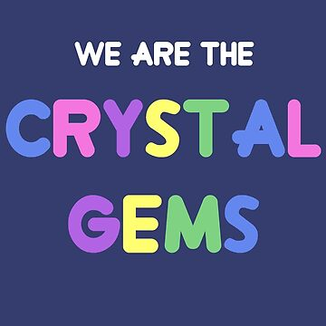 We Are the Crystal Gems by zeevloga