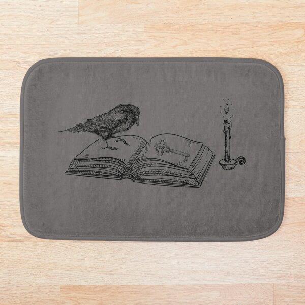 Key to Magic - Grey Bath Mat