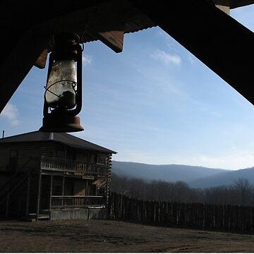Bunkhouse Lantern Photo by withak