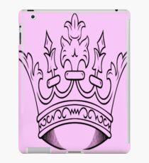 Pink Crown   iPad Case/Skin