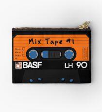 Cassette Mix tape Studio Pouch