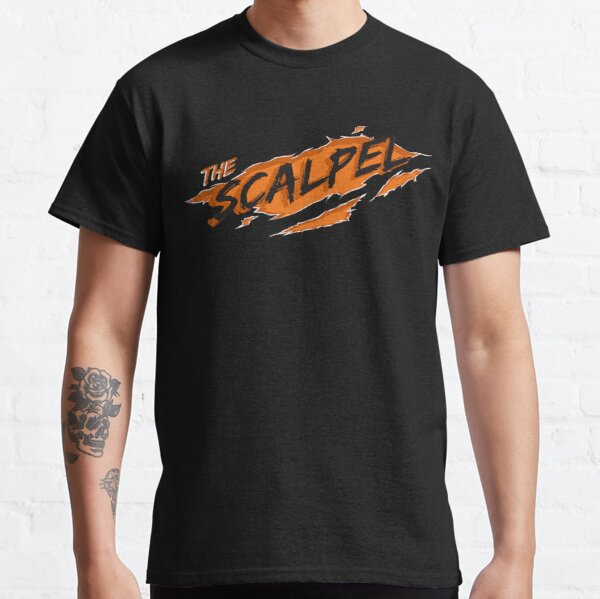 The Scalpel   Instrument of Speed Classic T-Shirt