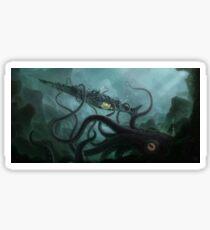 The Nautilus Sticker