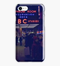 NBC Studios iPhone Case/Skin