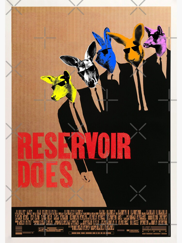 Reservoir Does by Feeank