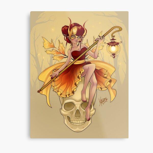 Death Haunt Metal Print