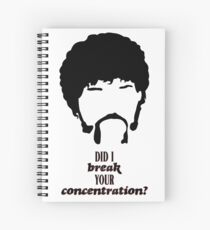 Pulp Fiction Jules  Spiral Notebook