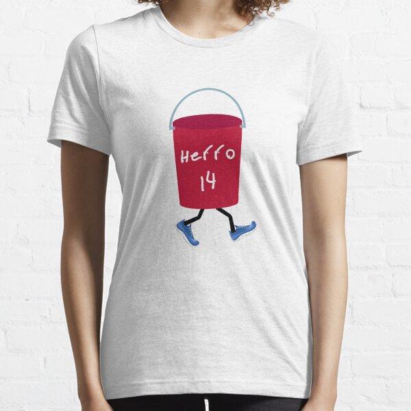 El cubo para caminar Tyler Herro Camiseta esencial